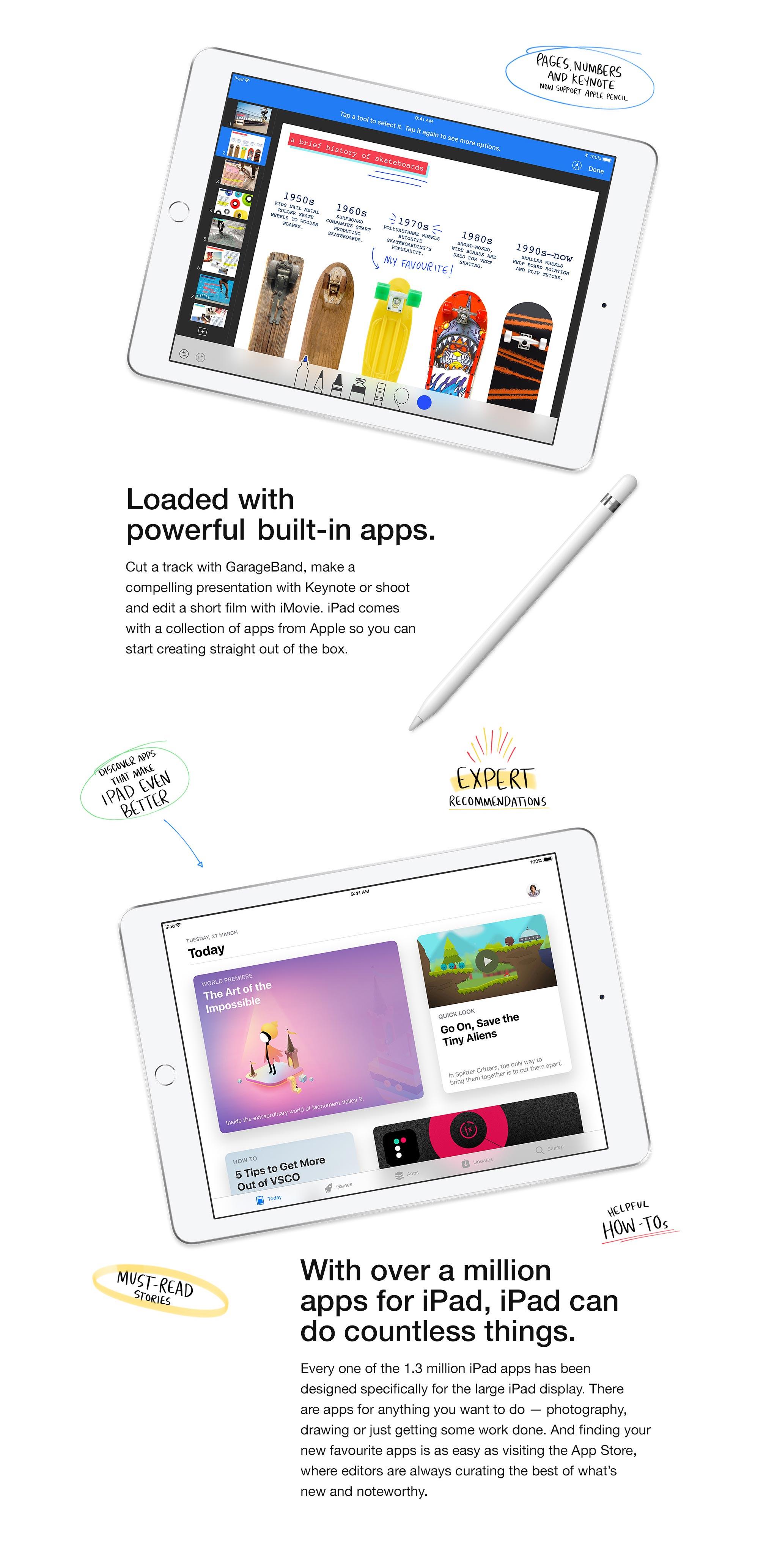9 7-inch iPad | StarHub Singapore