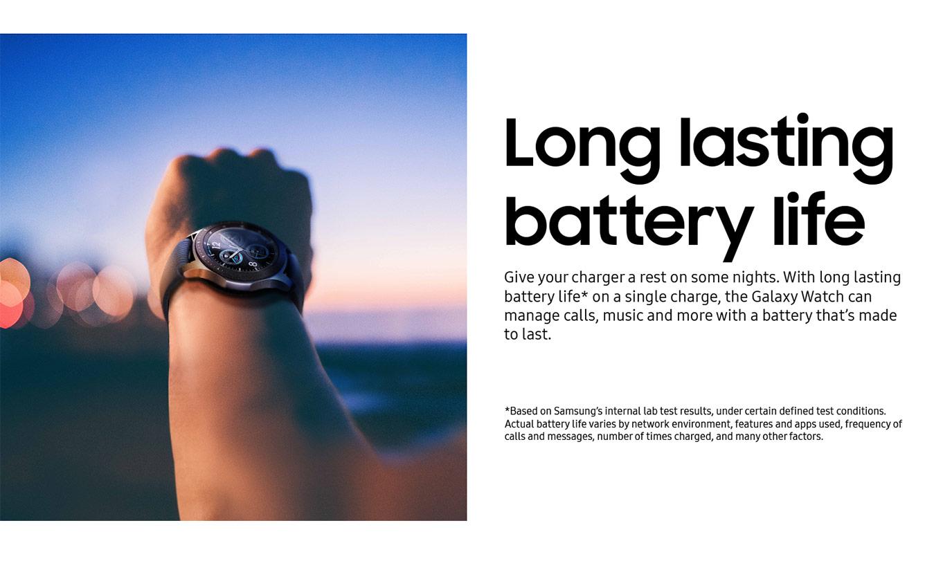 Samsung Galaxy Watch (LTE) | StarHub Singapore