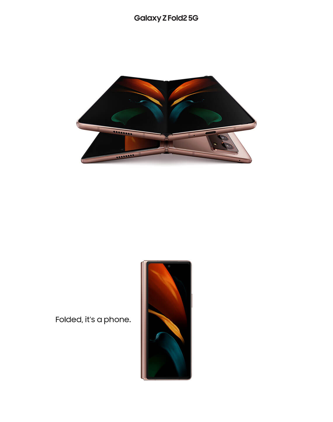 samsung galaxy z fold2 5g specifications
