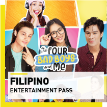 filipino entertainment pass