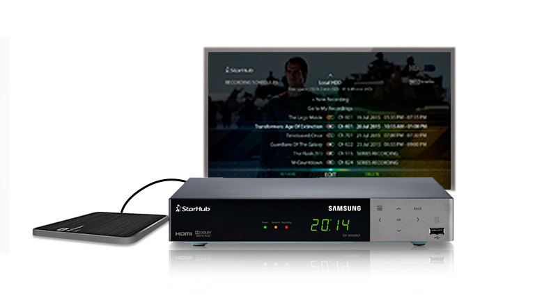 Take control of your TV with the Smart TV   StarHub