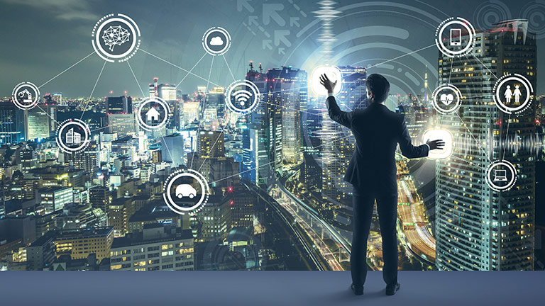 Use the right IoT solutions to drive your business