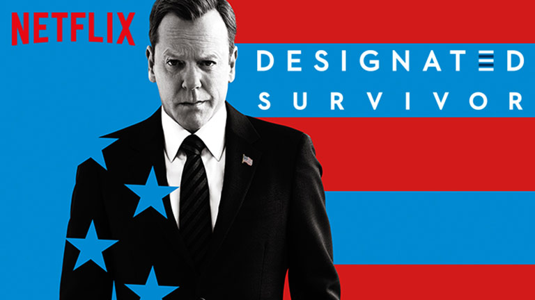 watch designated survivor on netflix singapore