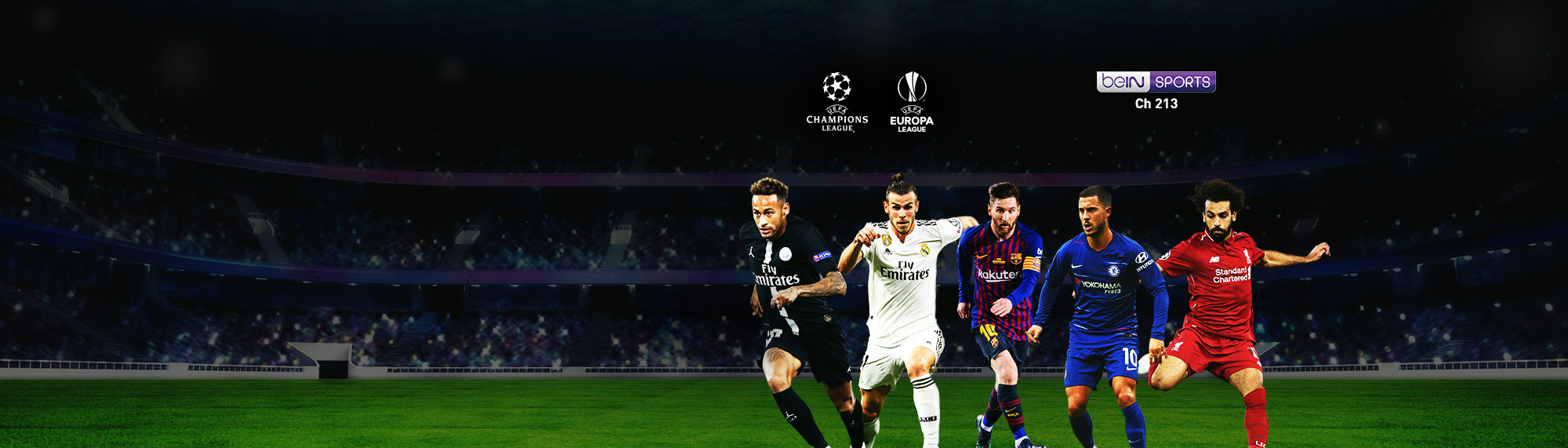 Uefa Champions League Starhub Promotions And Deals