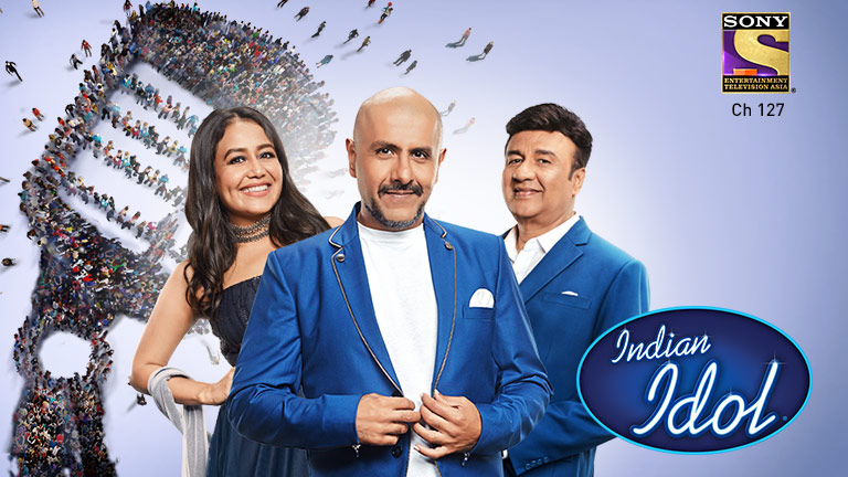 indian idol on indian entertainment