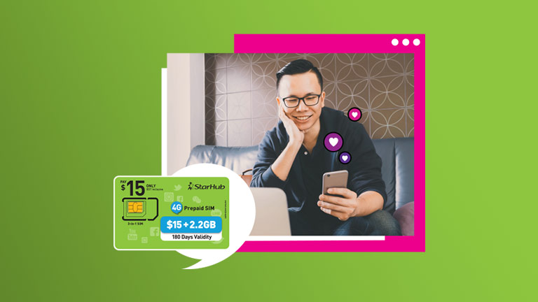 Promotions and Deals | StarHub Singapore