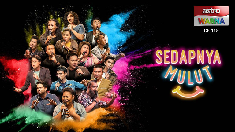 Sedapnya Mulut on malay entertainment pass