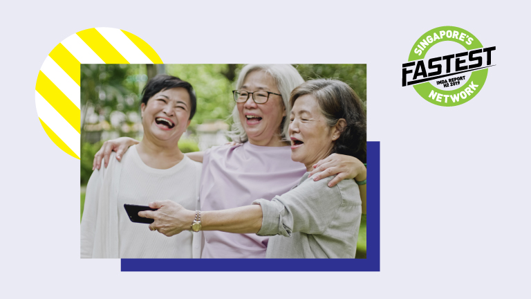 Just for seniors! Get 5GB + 350 mins for $8.