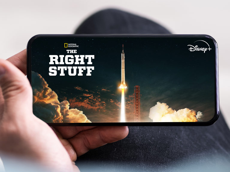 Disney+ on Mobile+