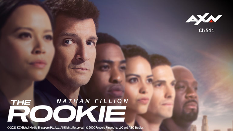 The Rookie (New Season)