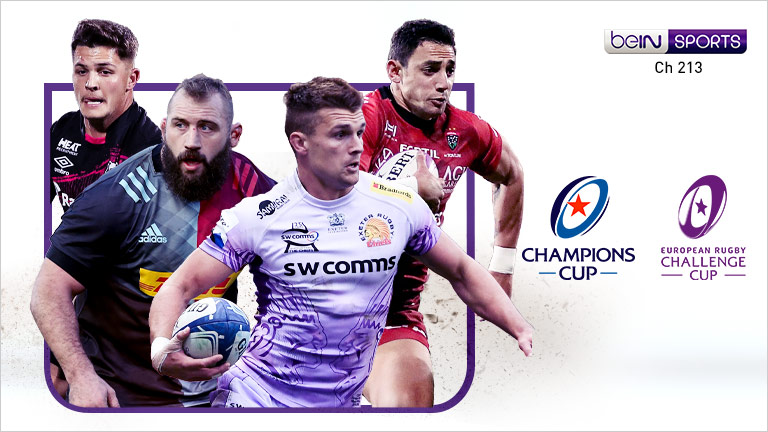 European Rugby Champions Cup & Challenge Cup